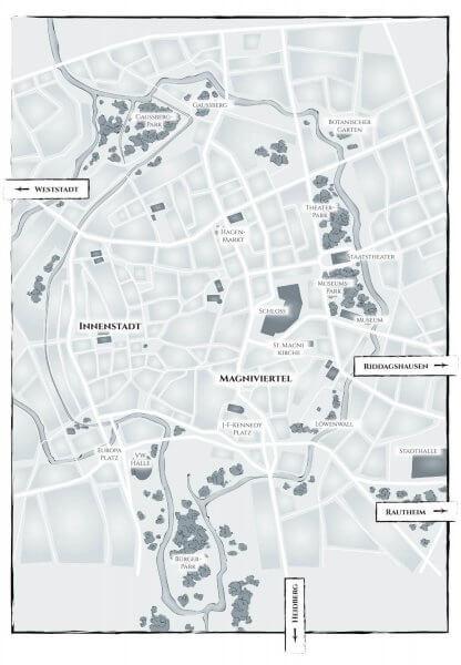 Braunschweig Stadtplan