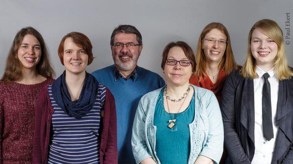 Schreibgruppe WOBBS (ein Teil)