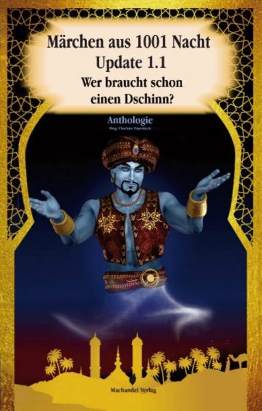 Märchen aus 1001 Nacht Update 1.1 Anthologie Cover