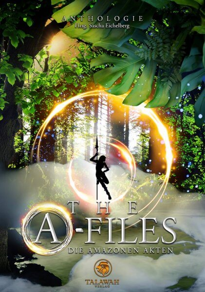 The A-Files Anthologie Cover