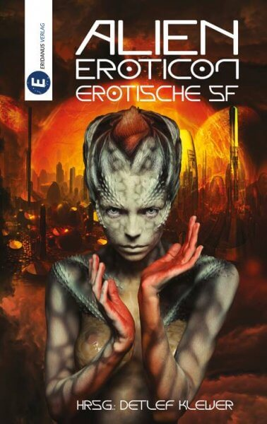 Alien Eroticon Anthologie Cover