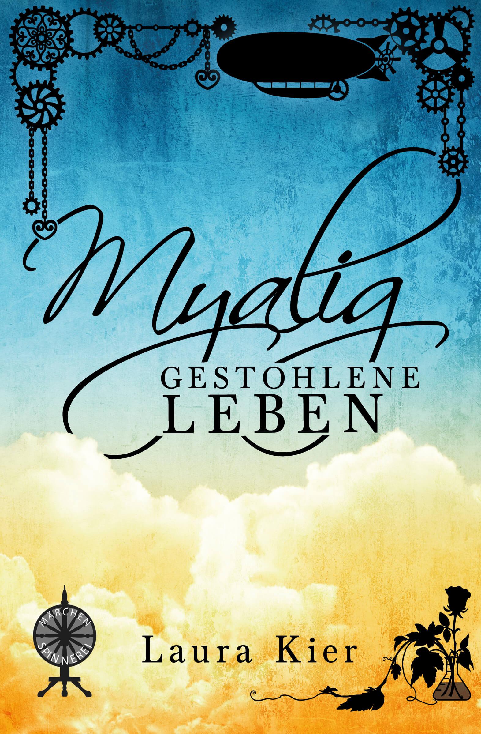 Myalig - gestohlene Leben: Laura Kier Cover