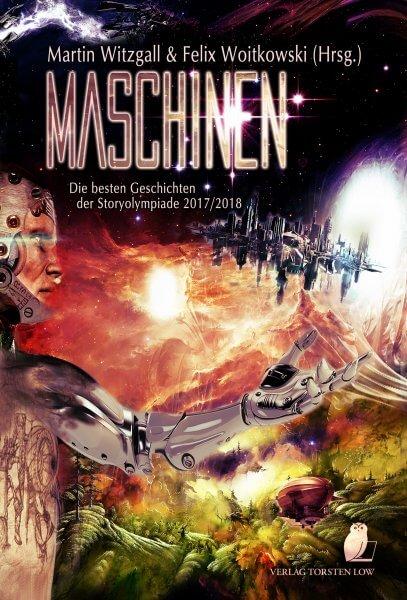 Maschinen Anthologie Cover