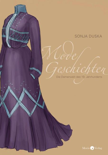 Modegeschichte: Duska Sonja Cover