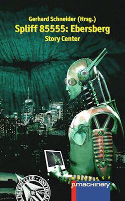 Spliff 85555 Anthologie Cover