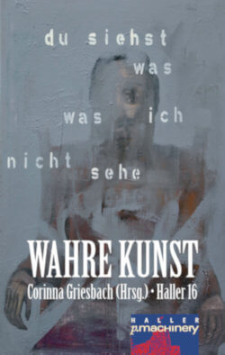 Haller 16 Zeitschrift Cover