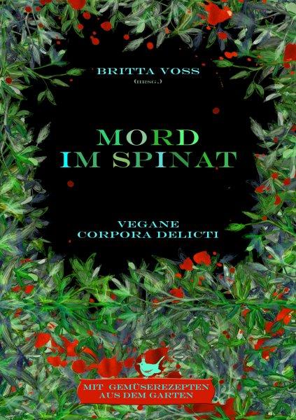 Mord im Spinat Anthologie Cover