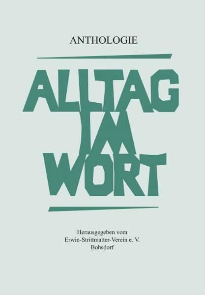 Alltag im Wort Anthologie Cover