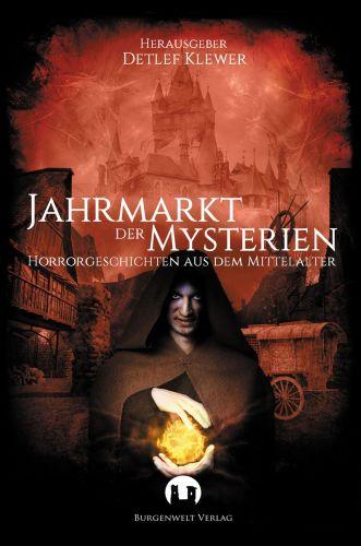 Jahrmarkt der Mysterien Anthologie Cover