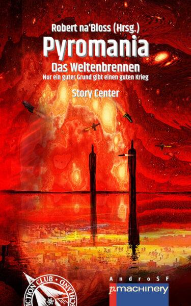 Pyromania Cover
