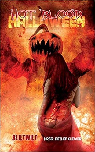 Hot Blood Halloween Cover